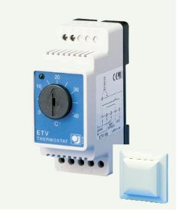 Termoregulator ETV 1999