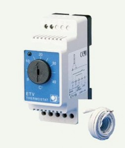 Termoregulator ETV 1991